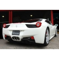Ferrari 458 Italia Cat-back F1 Sound Valvetronic Exhaust System by Kreissieg